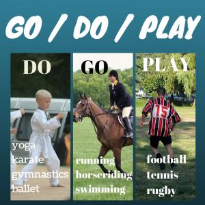 GO - DO - PLAY