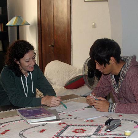 learn english teachers home