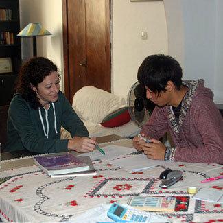 Private English lesson in Teacher's Home