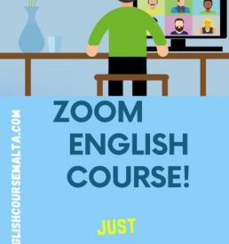 Learn English on Zoom Promotion